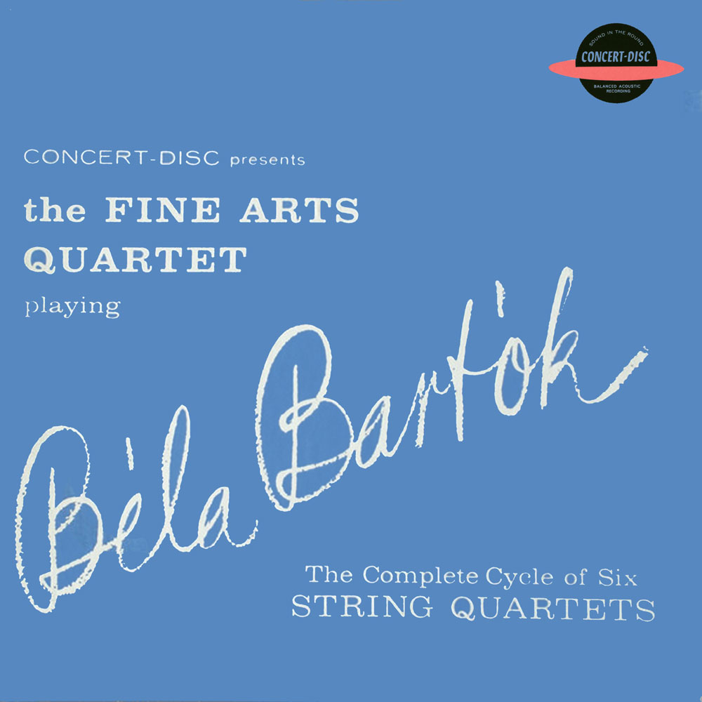 The Complete Cycle Of Six String Quartets