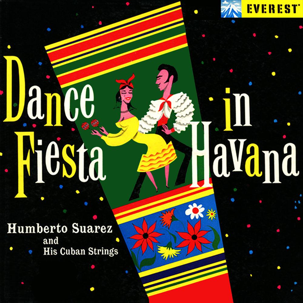 Dance Fiesta In Havana