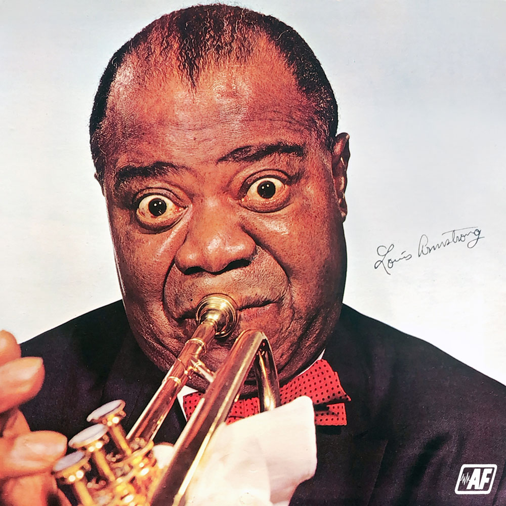 The Definitive Album By Louis Armstrong
