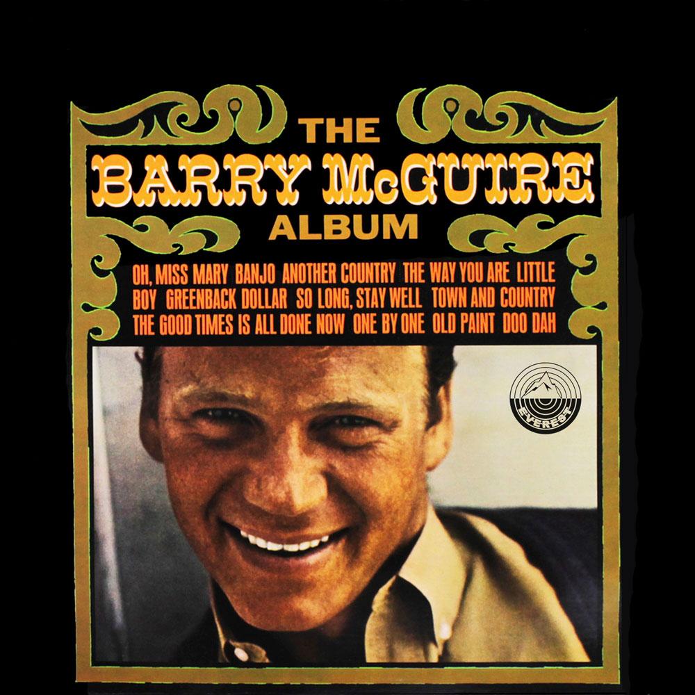 The Barry Mcguire Album