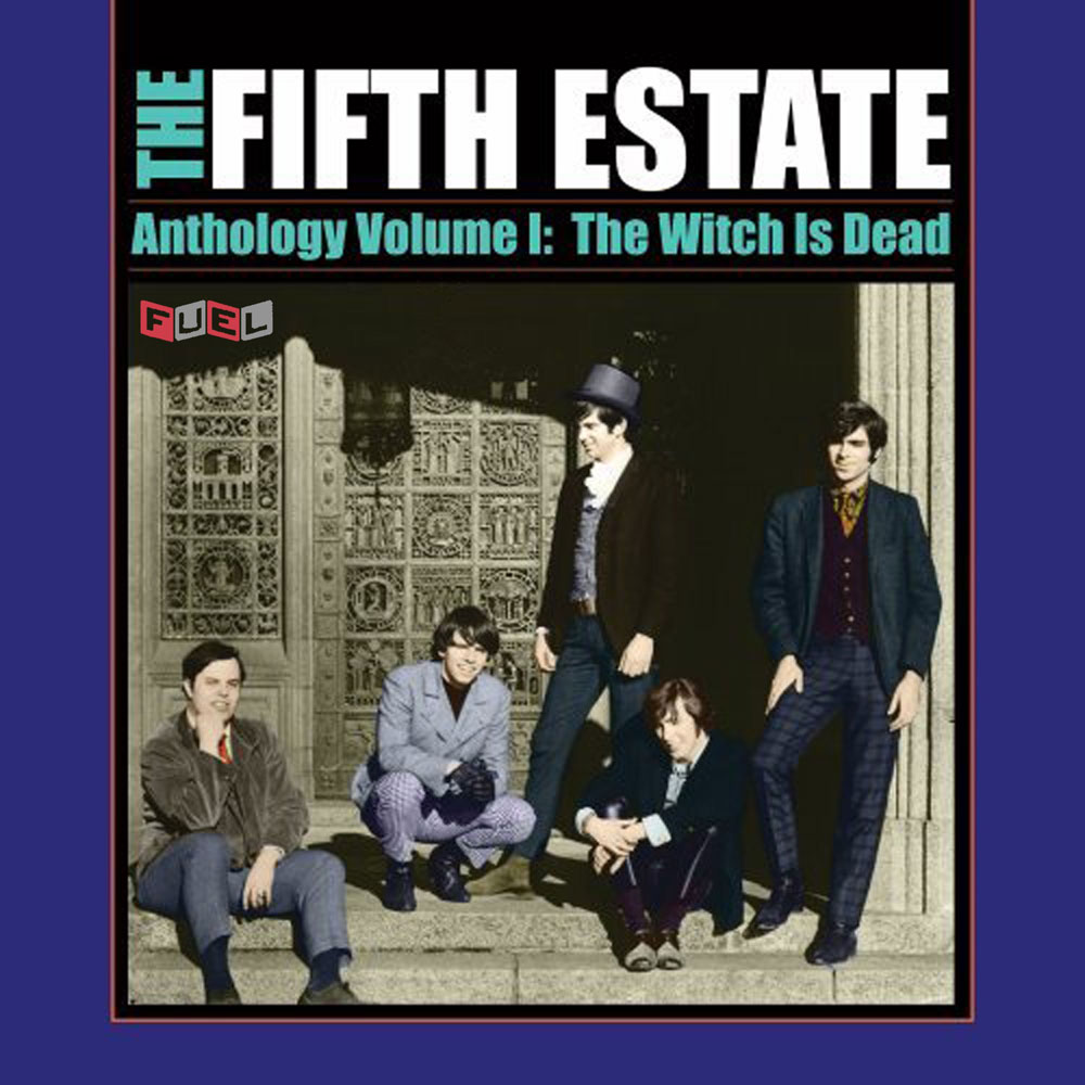 Anthology Volume 1: The Witch Is Dead