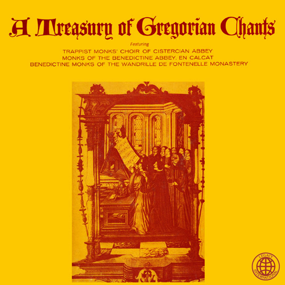 A Treasury of Gregorian Chants