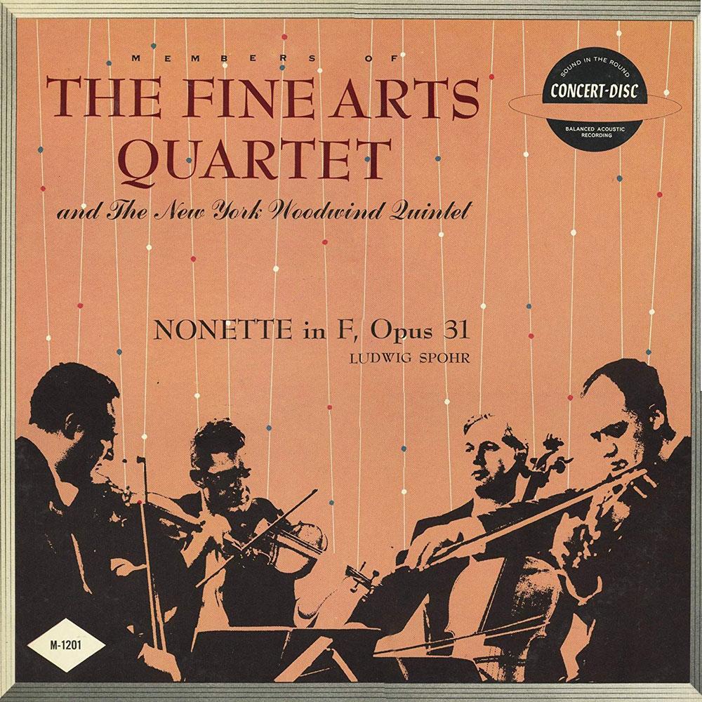 Nonette In F, Opus 31