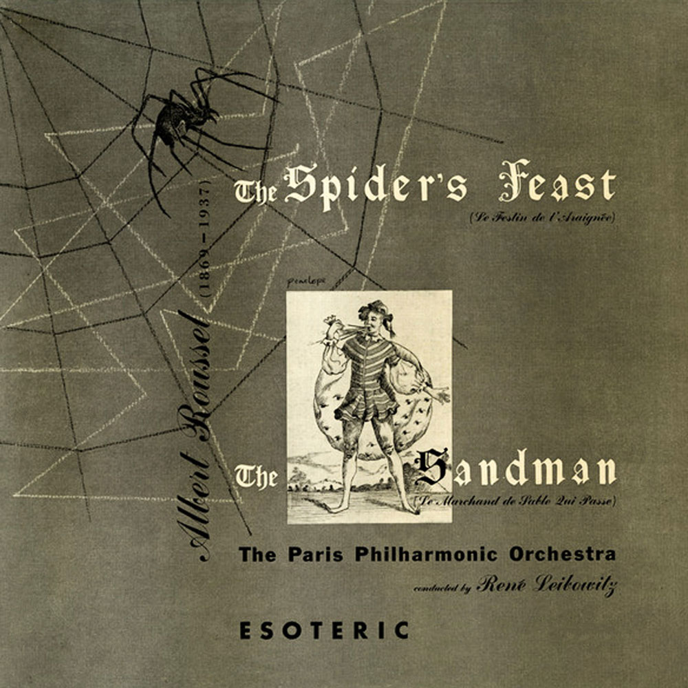The Spider's Feast