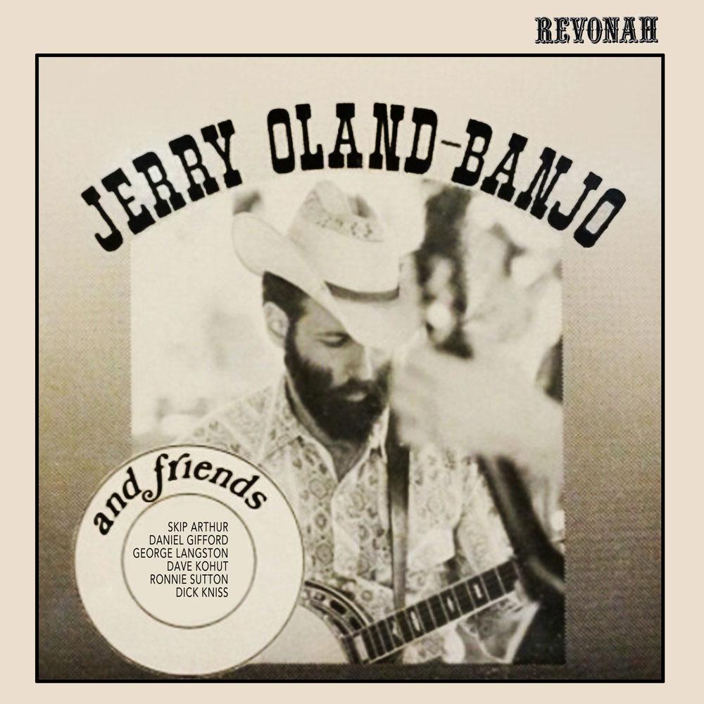 Jerry Oland Banjo