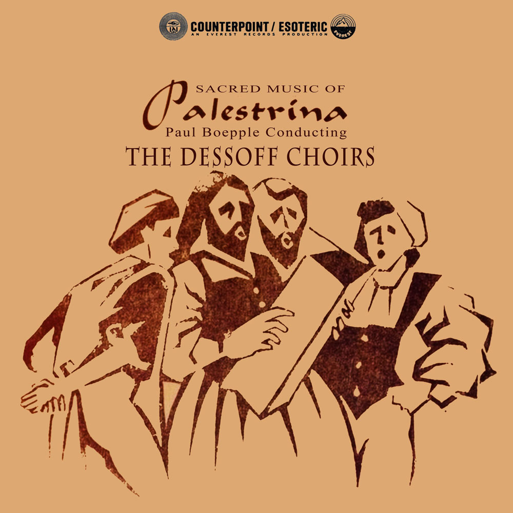 Sacred Music of Palestrina