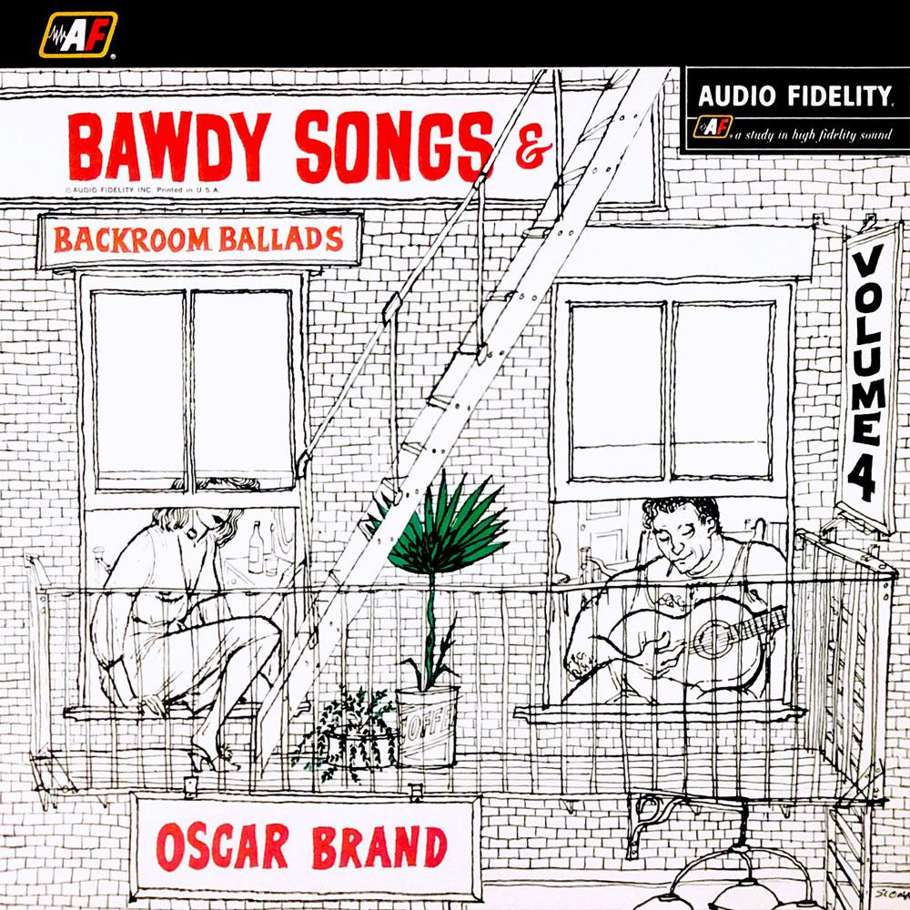 Bawdy Songs & Backroom Ballads, Vol. 4