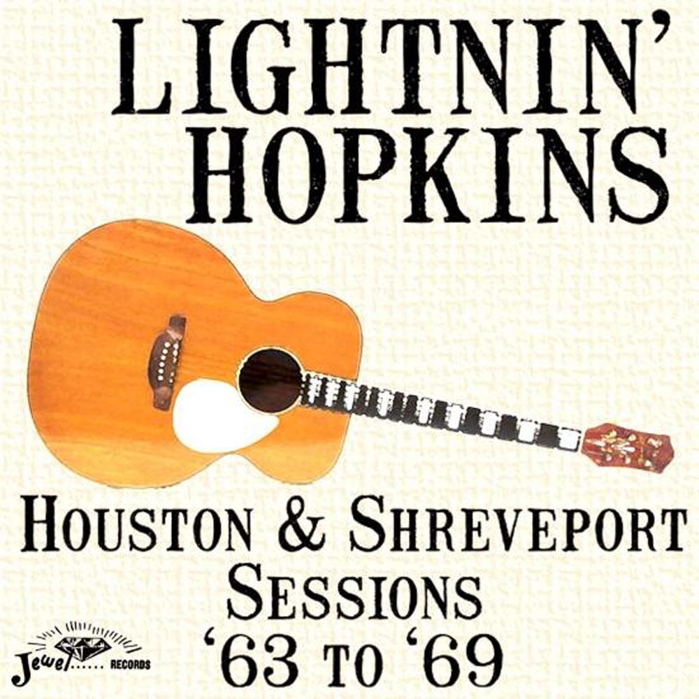 Houston & Shreveport Sessions '63 to '69