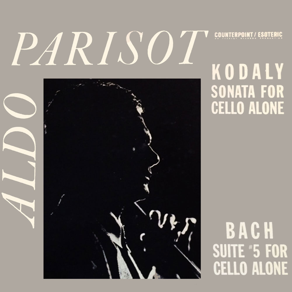 Kodalay Sonata for Cello Alone