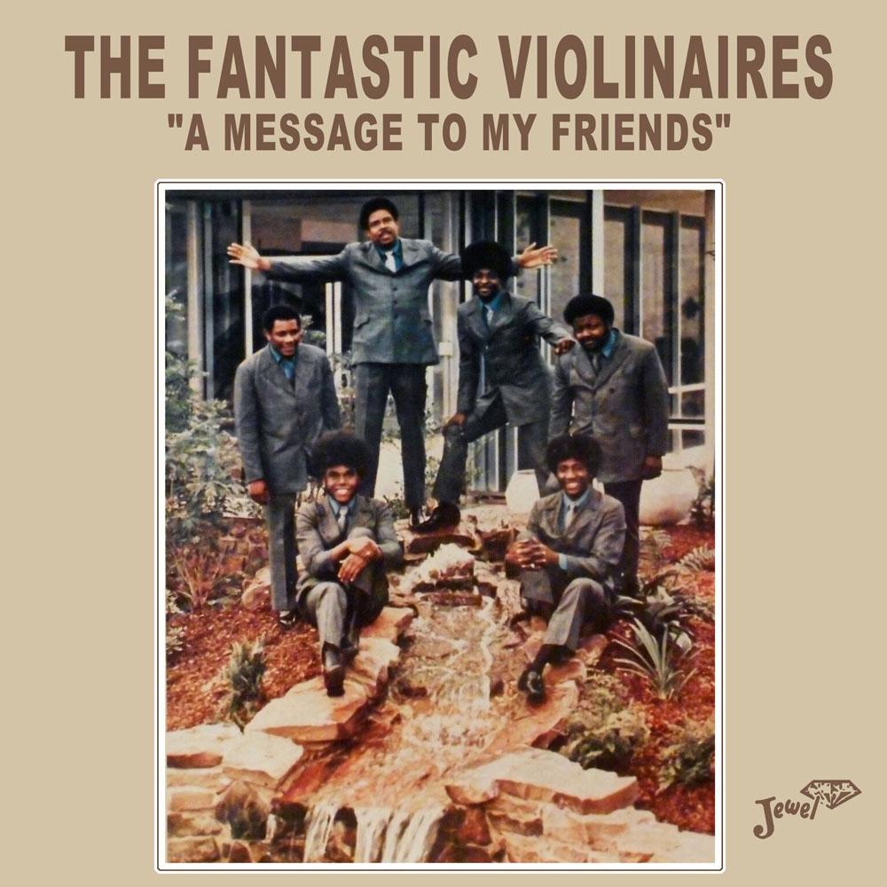 The Fantastic Violinaires