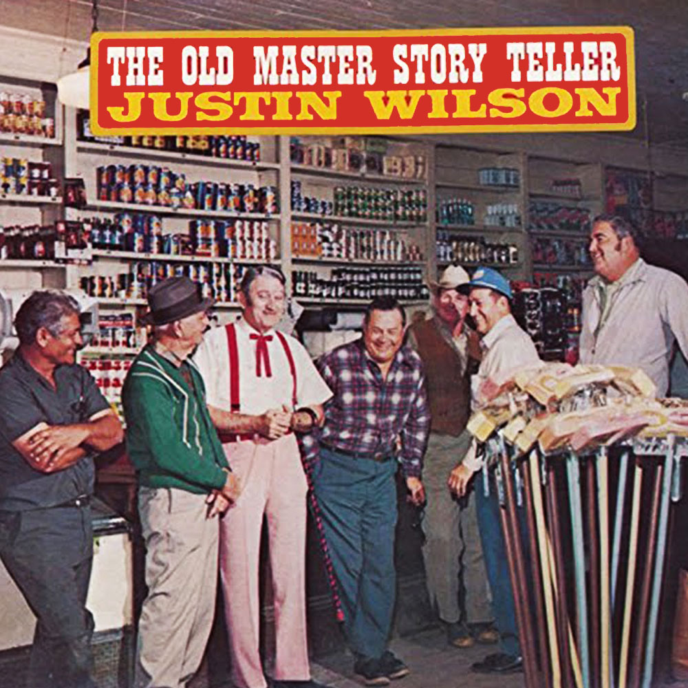 The Old Master Story Teller