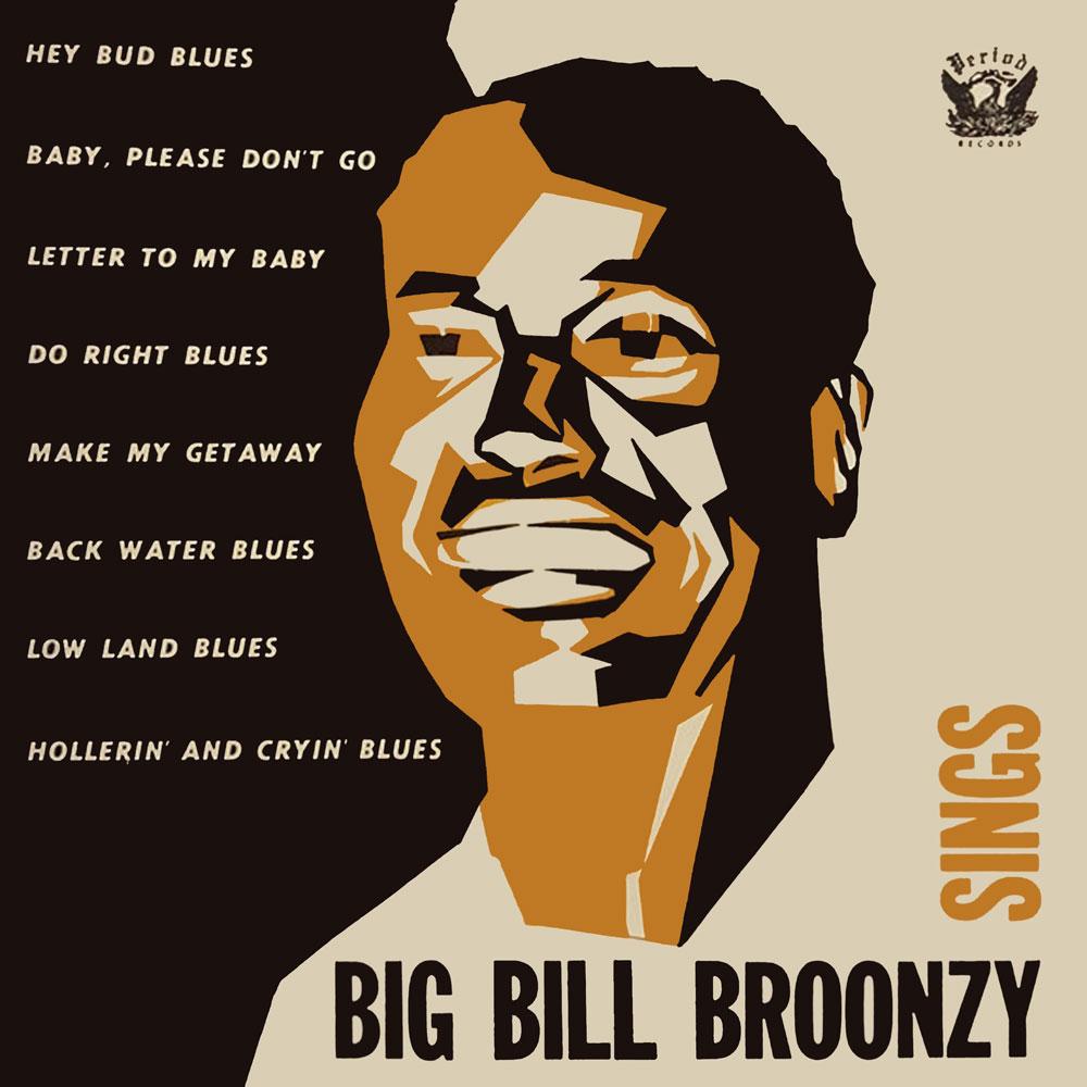 Big Bill Broonzy Sings