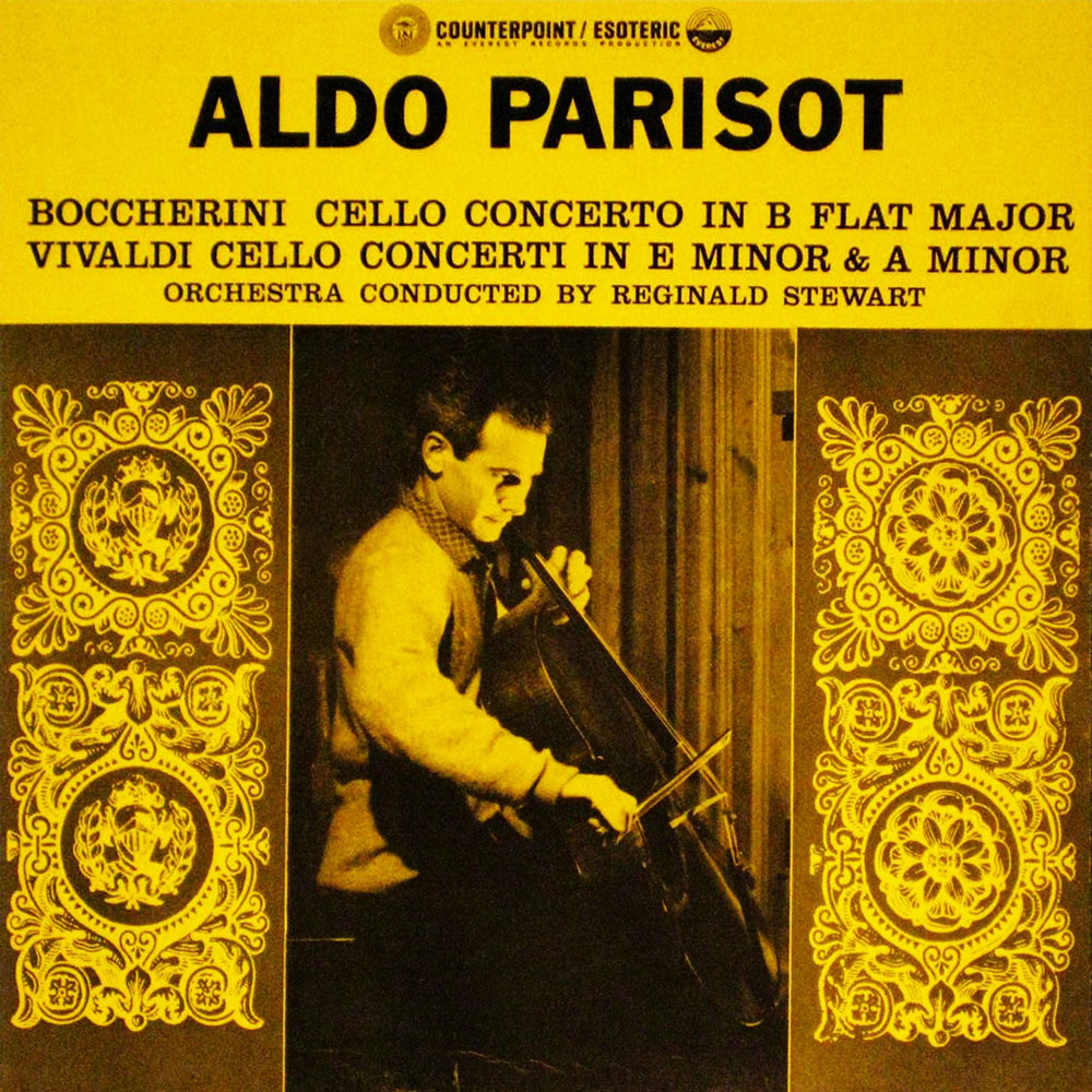 Aldo Parisot