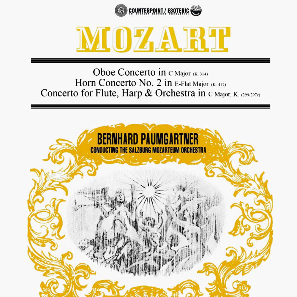 Mozart Oboe Concerto In C Major