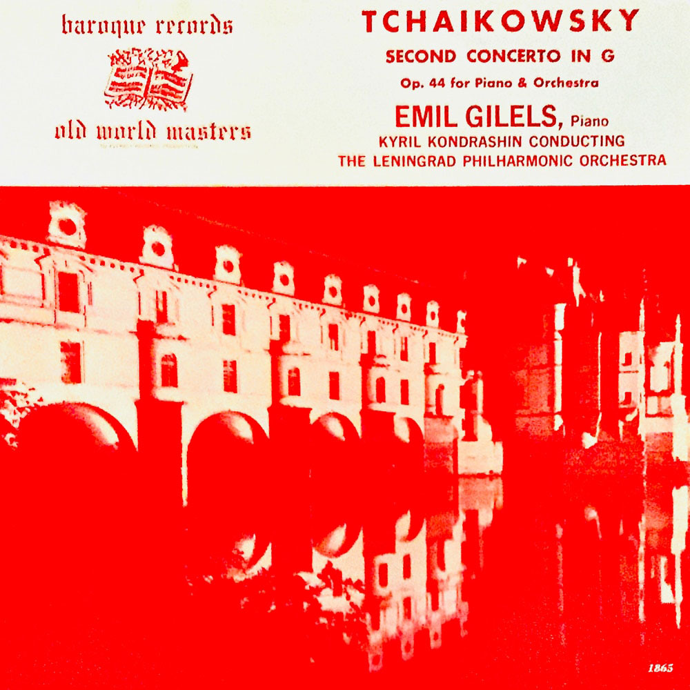 Tchaikowsky Second Concerto In G