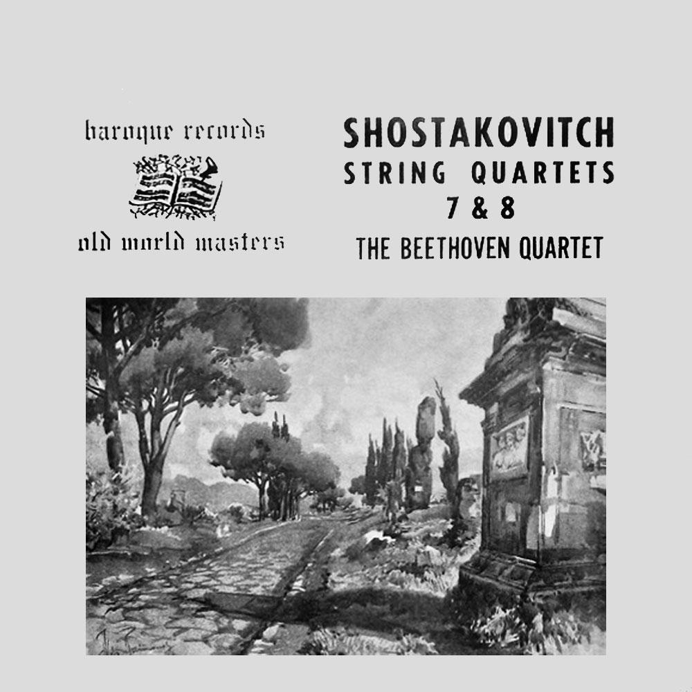 Shostakovitch String Quartets
