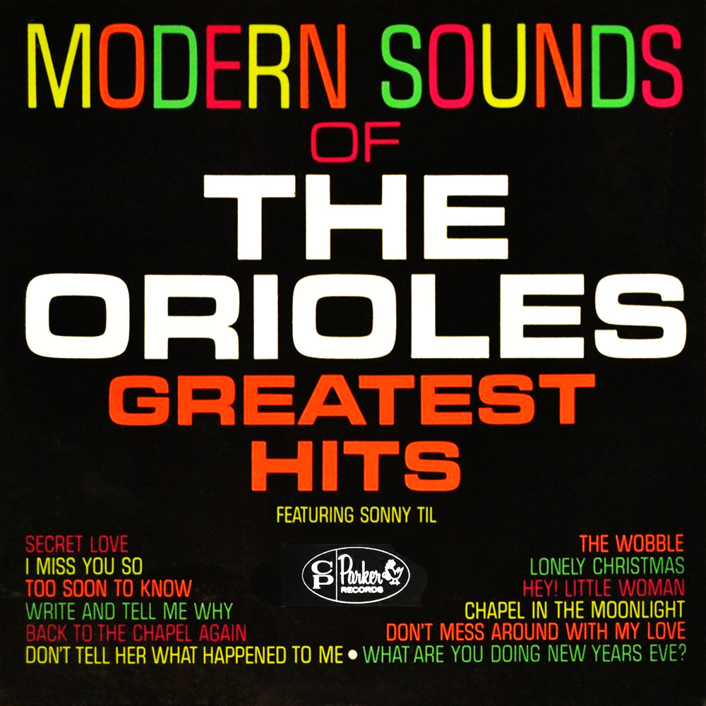 Modern Sounds Of The Orioles