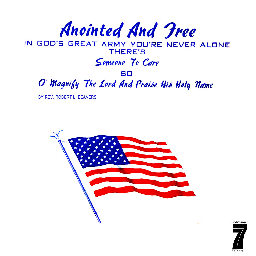 Anointed And Free