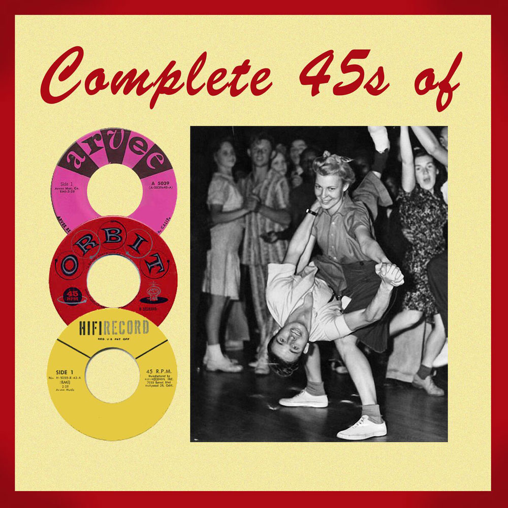 The Complete 45's