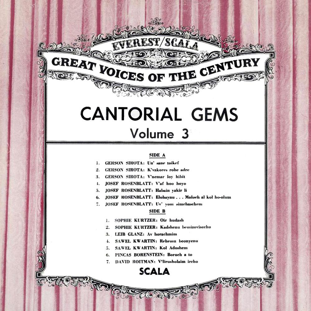 Cantoral Gems Vol. 3