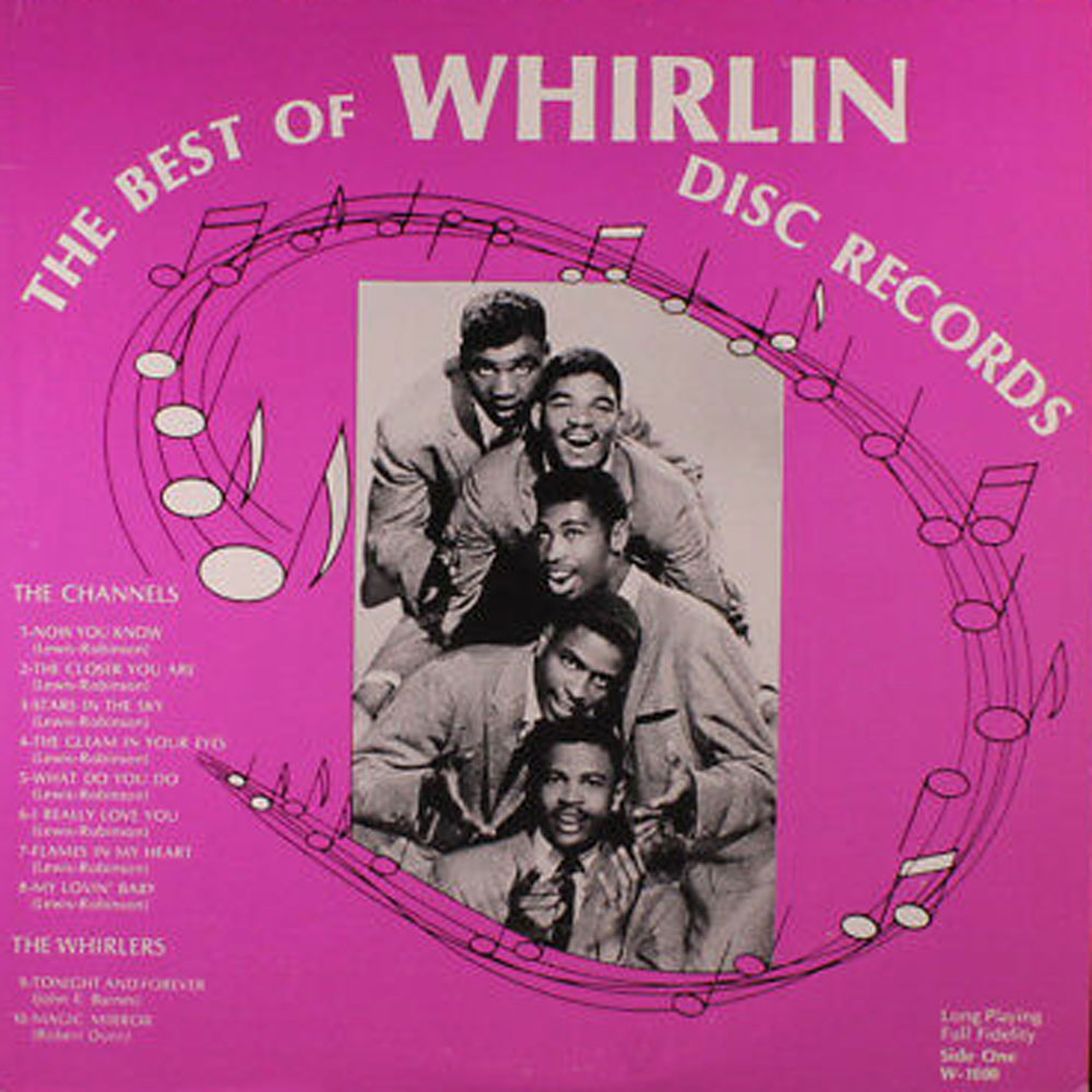 Best Of Whirlin Disc