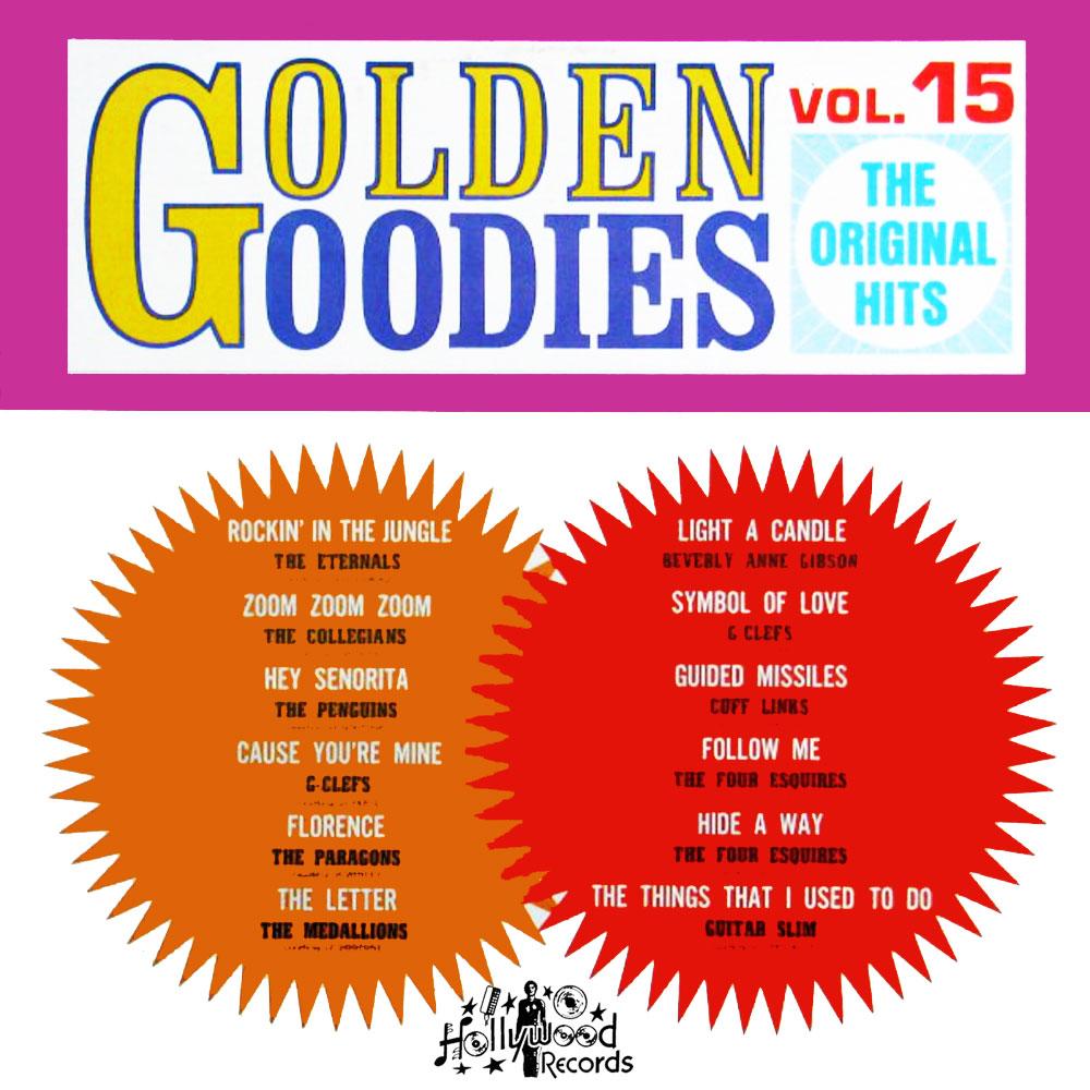 Golden Goodies Vol. 15