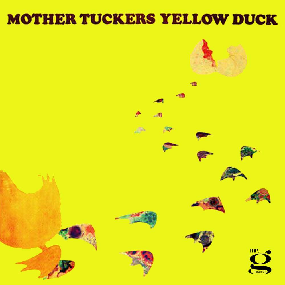 Mother Trucker's Yellow Duck