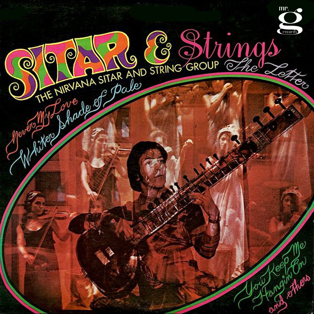 Sitar And Strings