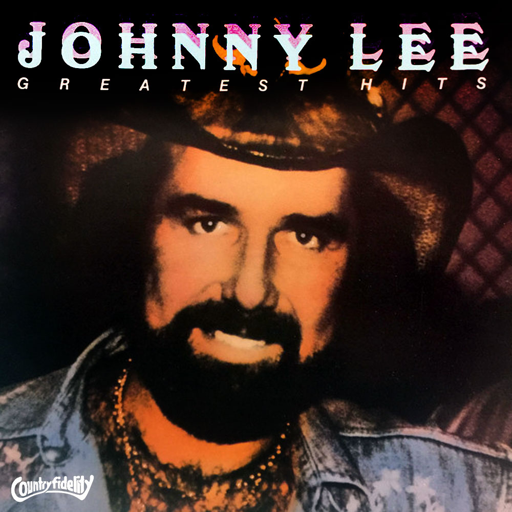 Johnny Lee - Greatest hits