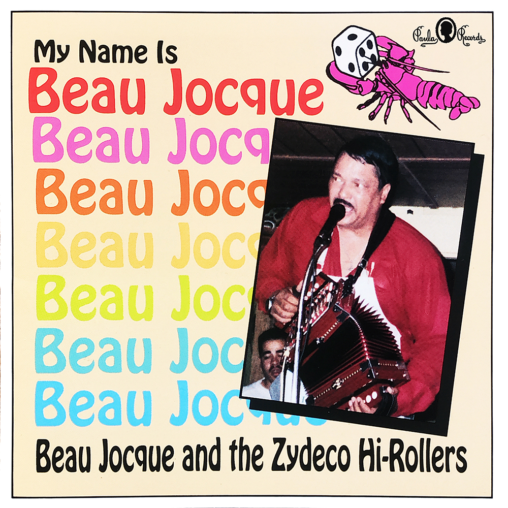 Beau Jocque And The Zydeco
