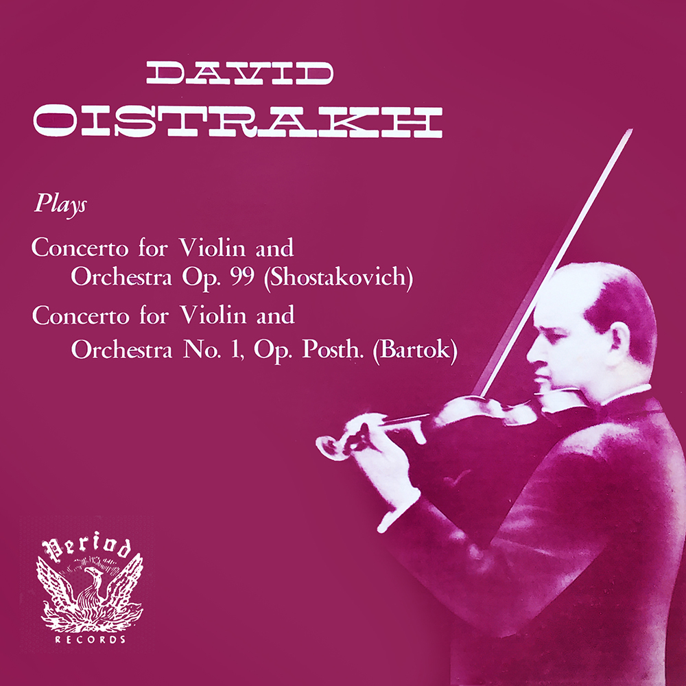 Concerto For Violin And Orchestra Op. 99