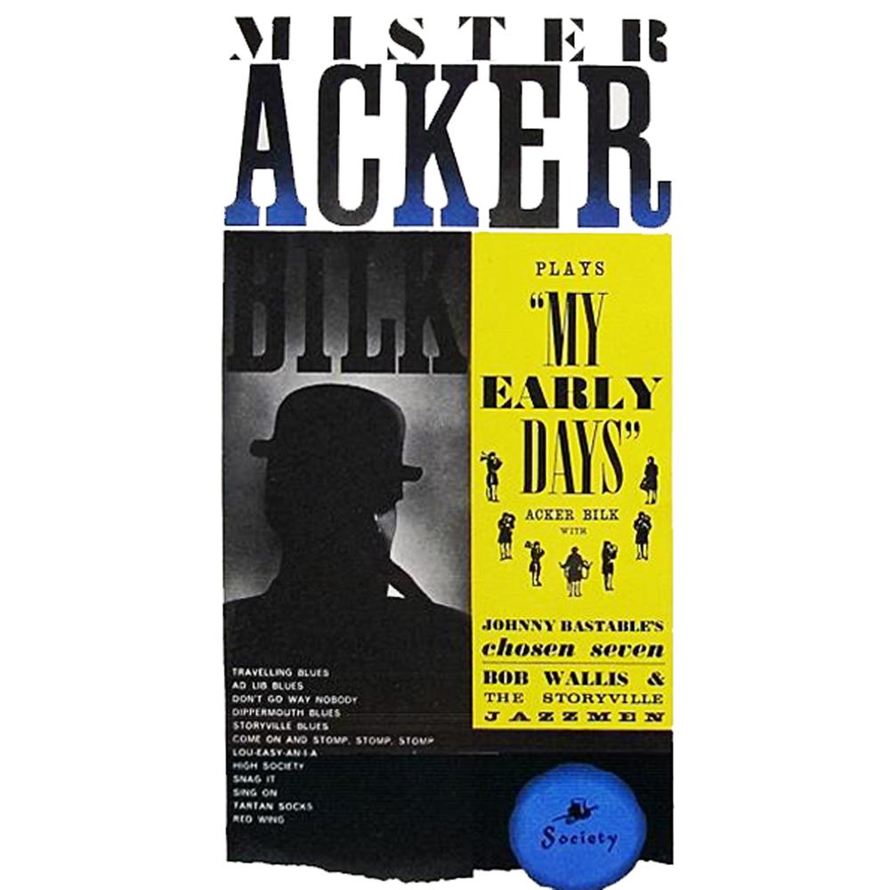 Mister Acker Bilk Plays
