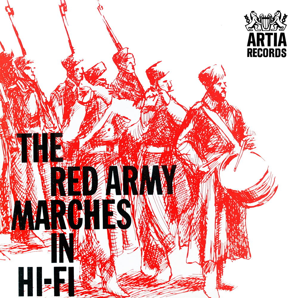 The Red Army Marches In Hi-Fi