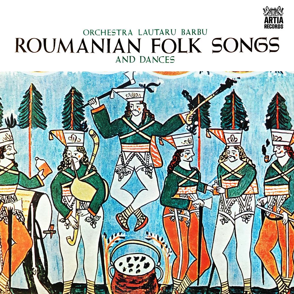 roumanian folk songs