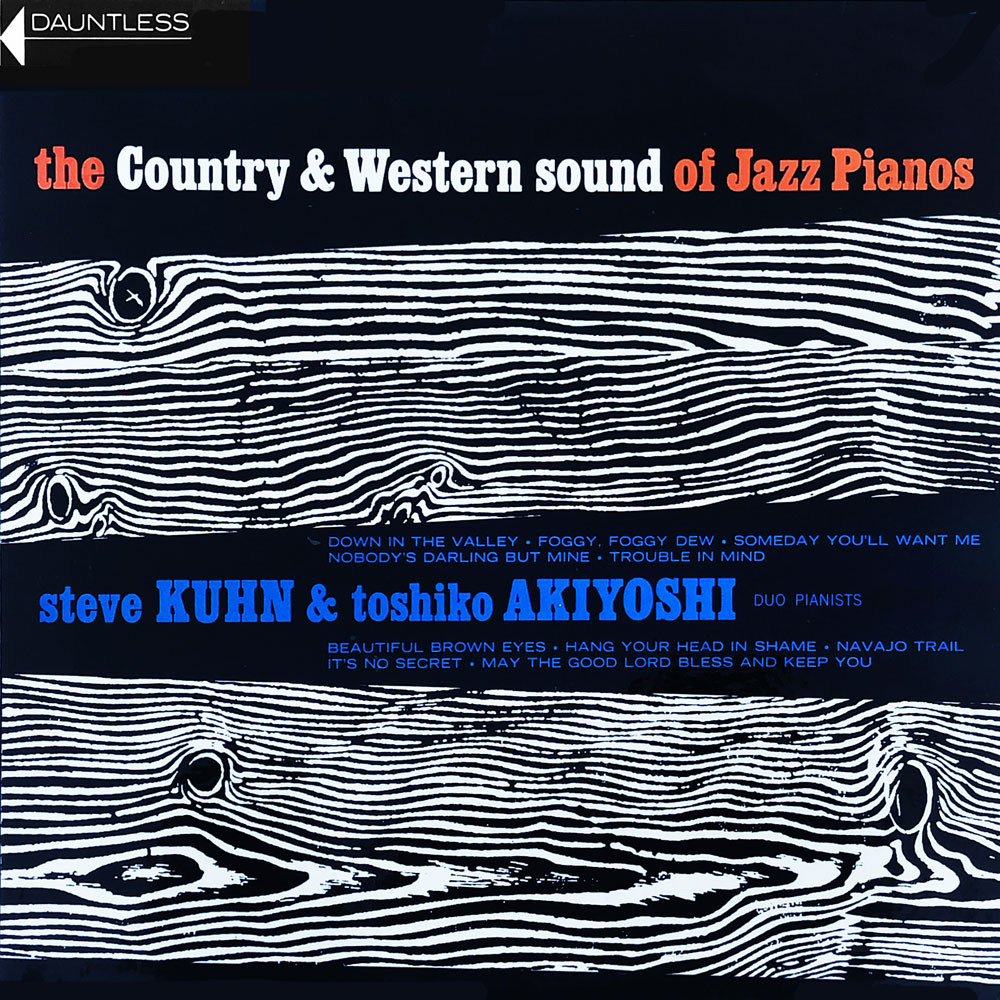 The Country Western Sound Of Jazz Pianos