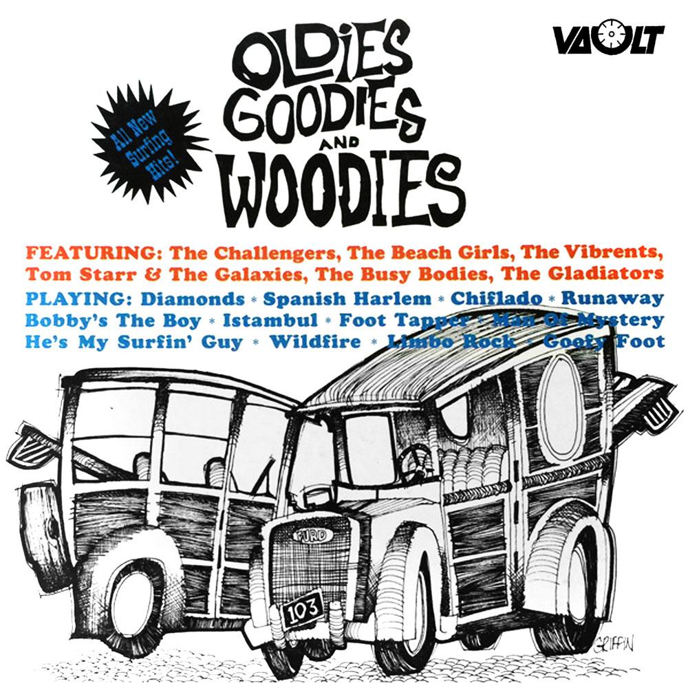 Oldies Goodies and Woodies