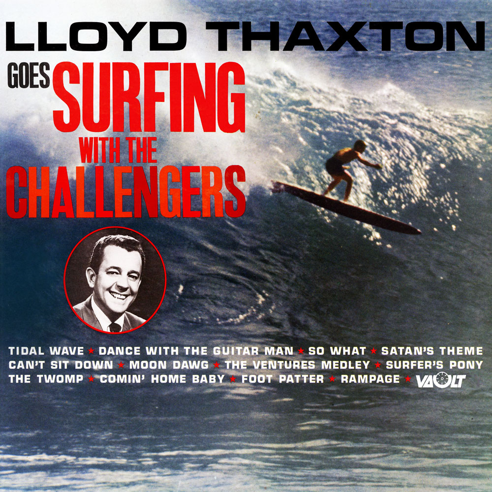 Surfing With The Challengers