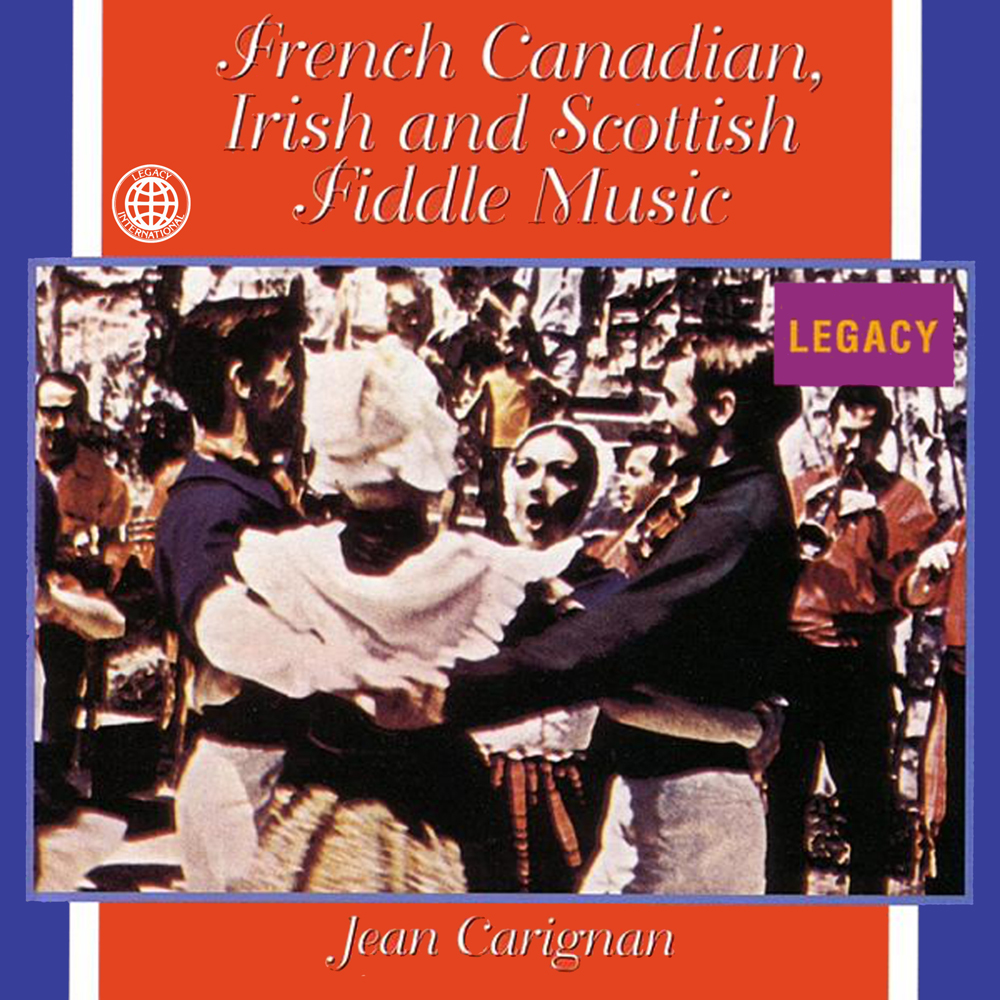 French canadian, Irish and Scottish Fiddle Music