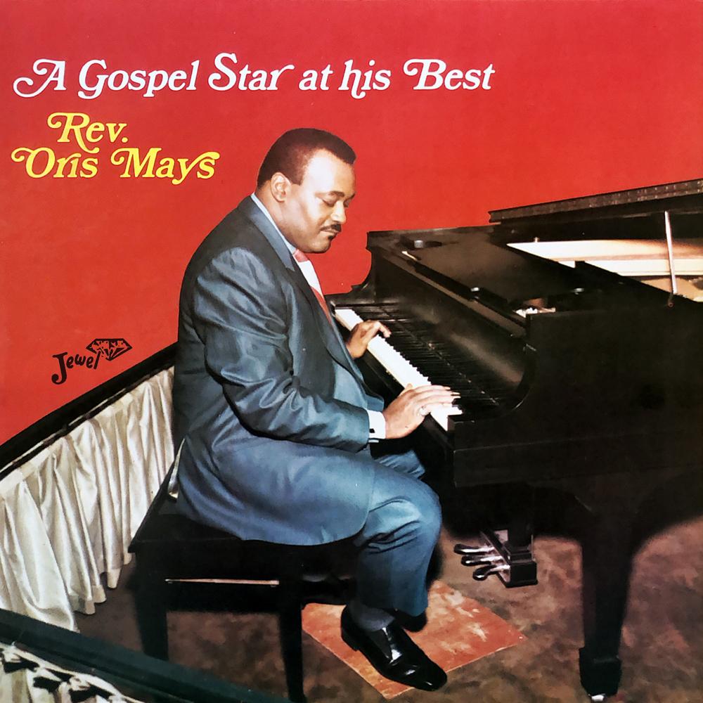 A Gospel Star At His Best