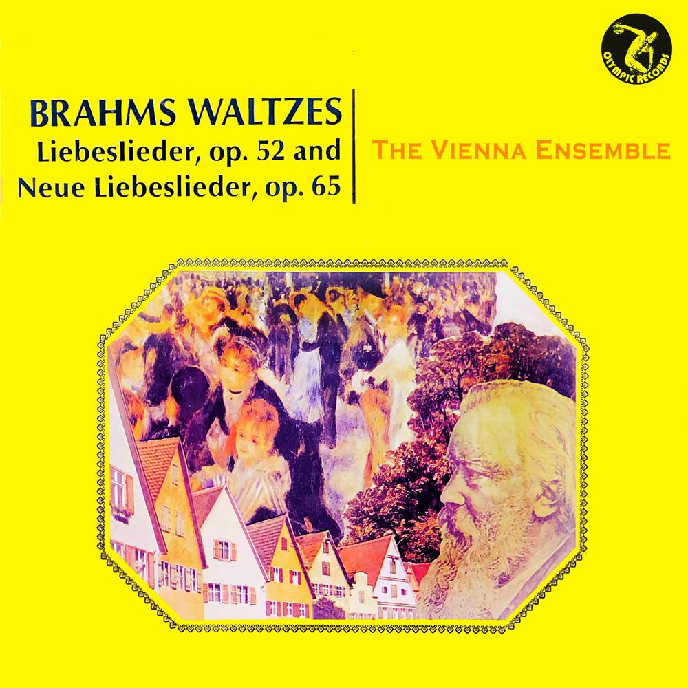 Brahms Waltzes Liebeslieder, Op.52 and …beslieder, Op. 65