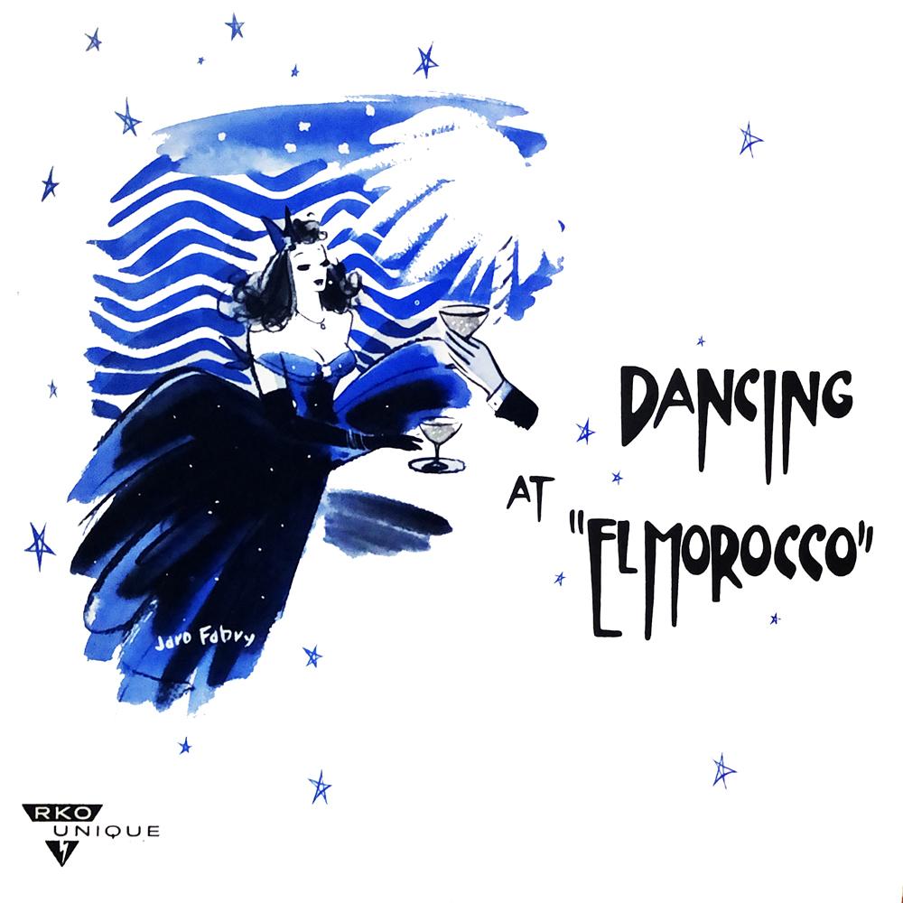 Dancing At El Morocco