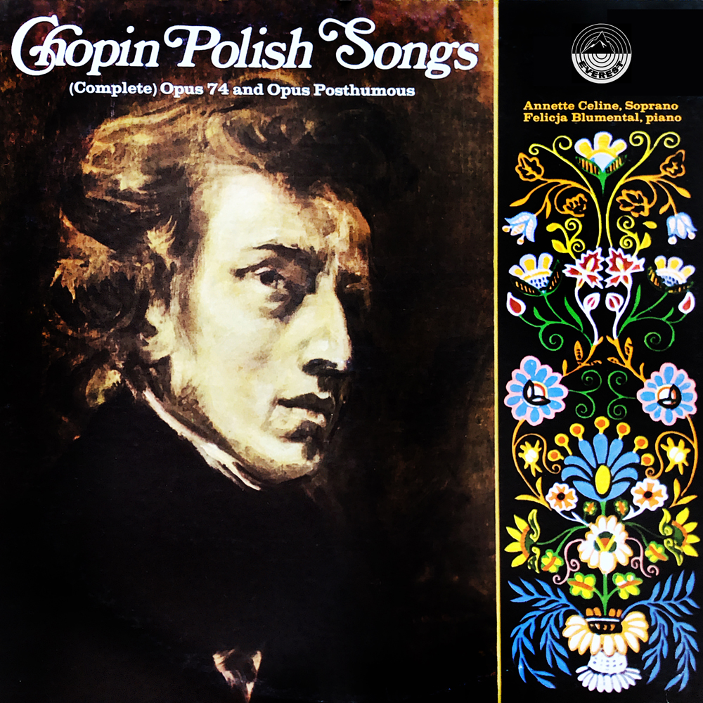 Polish Songs (Complete Opus 74 And Opus Posthumous)