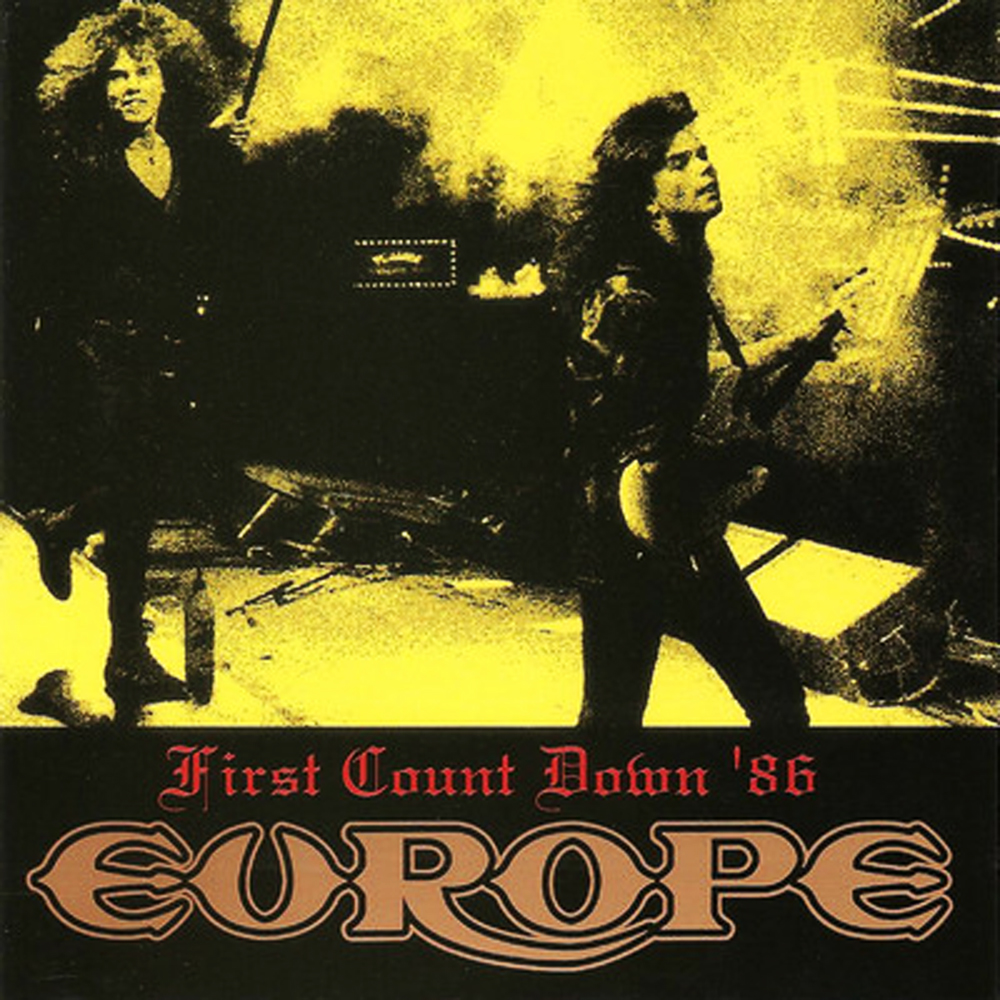 The First Count Down '86