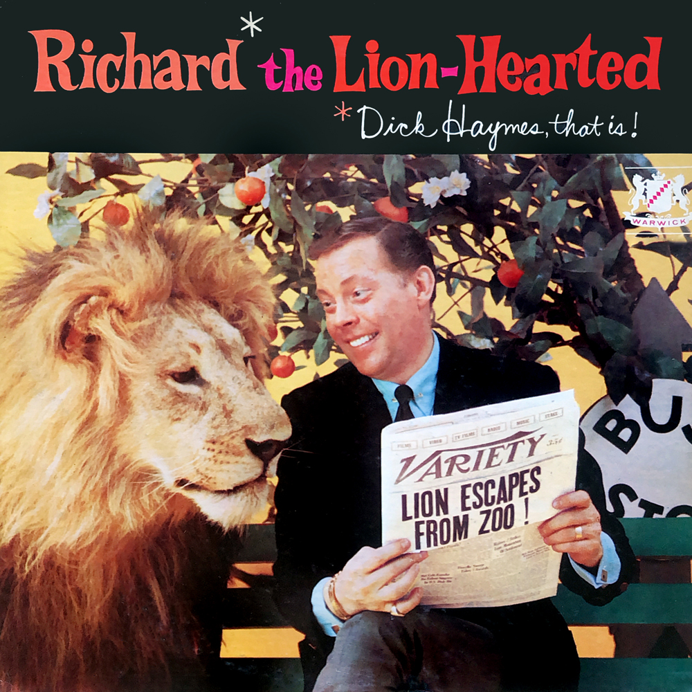 Richard, The Lion-Hearted