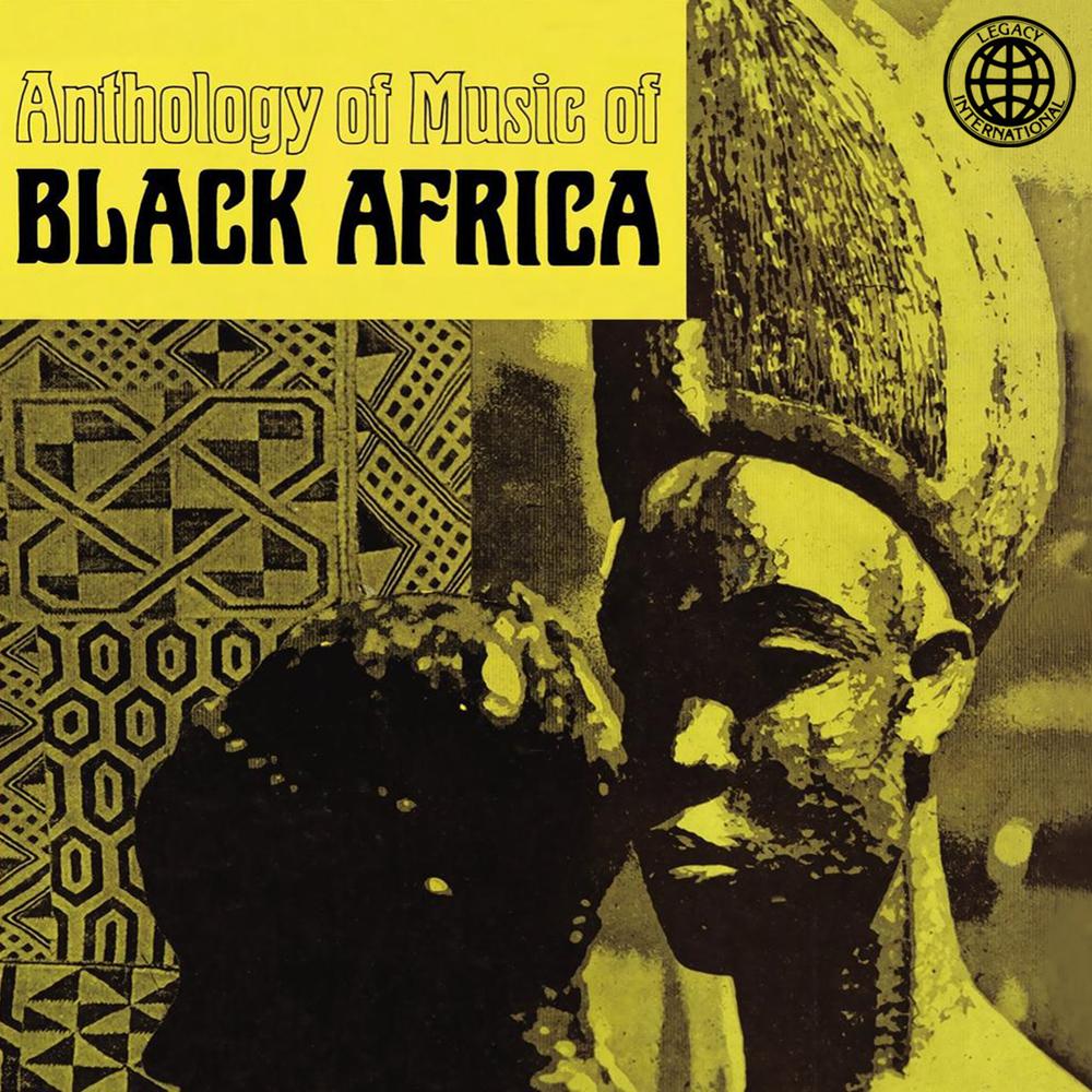 Anthology Music of Black Africa