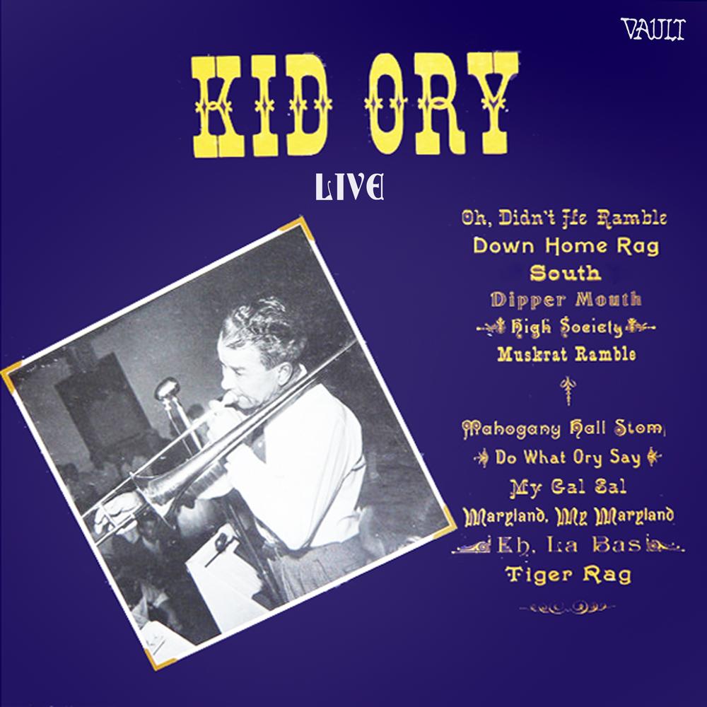 Kid Ory Live