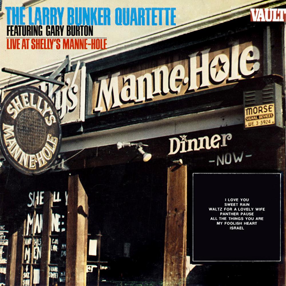 Larry Bunker Quartett