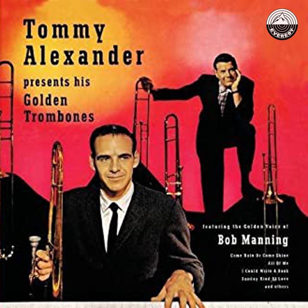Golden Trombones