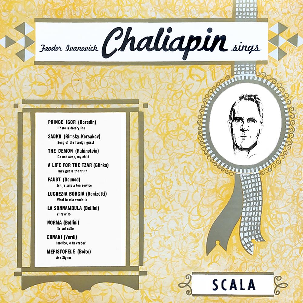 Feodor Chaliapin sings