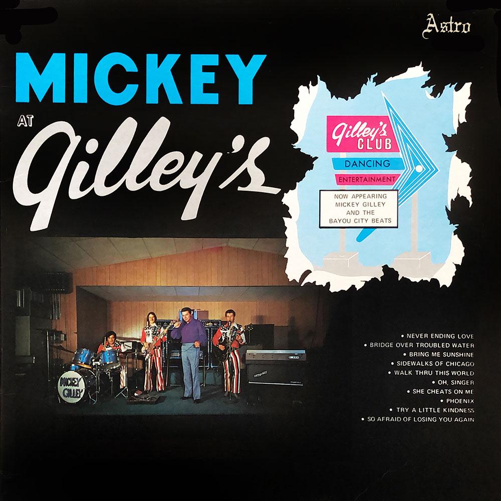 Mickey At Gilley's